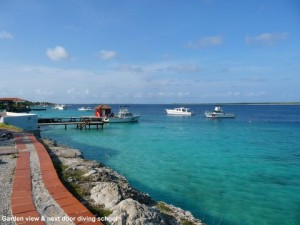 Dive school Bonaire
