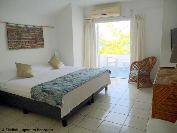 4 Filefish - upstairs bedroom b