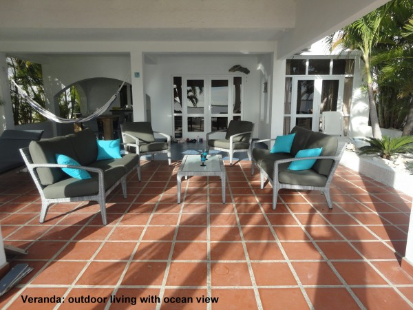 Veranda outdoor living